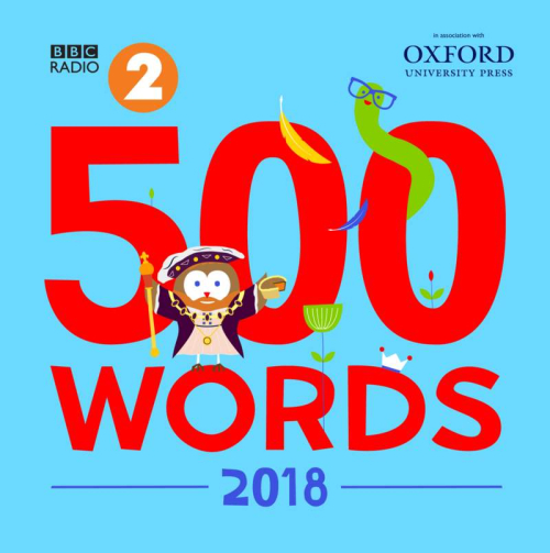 500 Words 2018 Logo