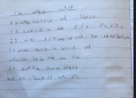 Darcy poem