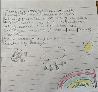 Alisha-Rose poem